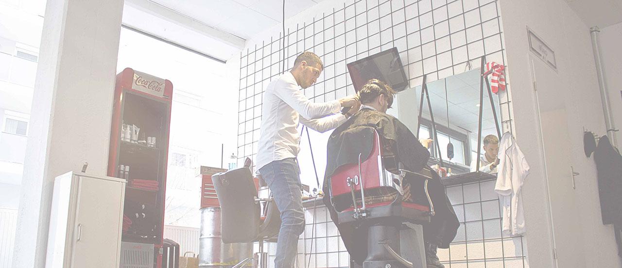Barbier Raum im Zeitlos#1